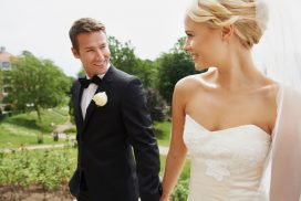 Haarstyling und Make-Up-Styling für Hochzeiten
